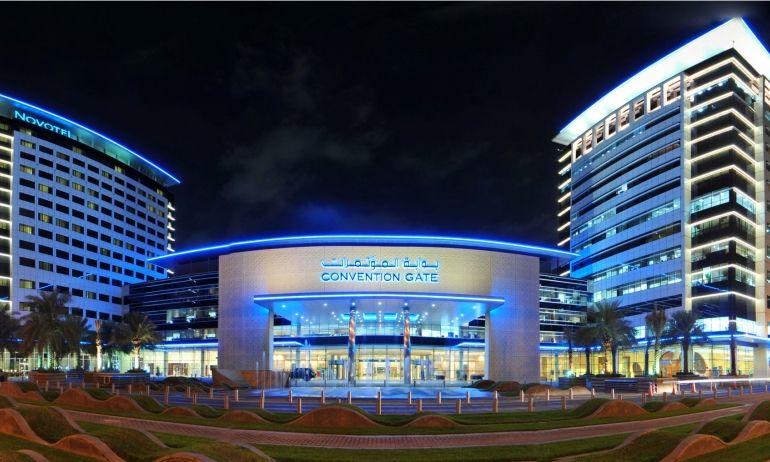 2017 Dubai World Trade Centre - TEKNO fuarındaki Heybetli Standımıza Bekliyoruz